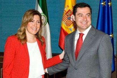 """Ussía exige al PP que no pacte con Susana Díaz: """"No estamos para gilipolleces"""""""