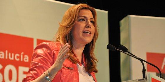 Susana Díaz adjudicó un contrato de 60.000 euros a la Carlos III que podría haber hecho la propia la Junta