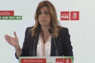 Susana Díaz promete fraccionar en diez meses el pago de universidad