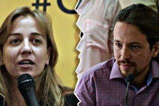 Cachondeo generalizado a cuenta de la 'ruptura amorosa' entre Tania Sánchez y Pablo Iglesias