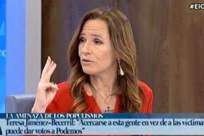 Jiménez-Becerril le quita el pasamontañas a los de Podemos tras su apoyo a un colectivo de presos de ETA