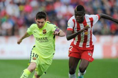 El Málaga podría llevárselo del Atlético de Madrid