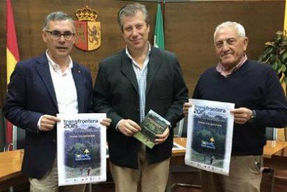 """Presentación en Valencia de Alcántara """" Transfrontera 2015"""""""