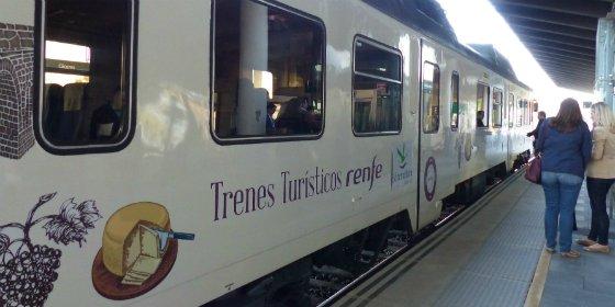Rutas de los trenes turísticos de Extremadura