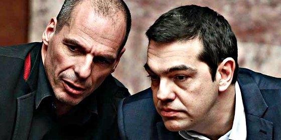 El Gobierno de Syriza hace malabares para intentar pagar los salarios de funcionarios y las pensiones de marzo