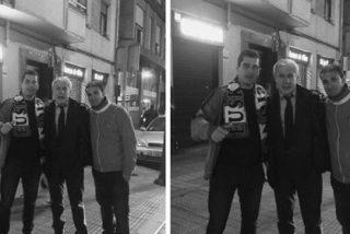 Una foto de un ex entrenador por las calles de Bilbao desata las especulaciones
