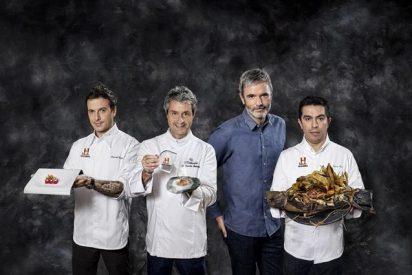 """Roberto Ruiz, David García y Fernando Canales serán los chefs """"La Última Cena"""""""