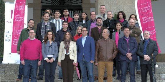 UPyD presenta su candidatura a las elecciones de Cáceres