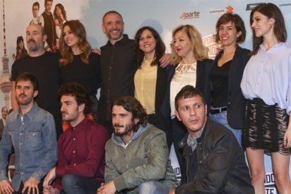 Úrsula Corberó, Yon González y Carmen Machi, duelo de talentos en 'Perdiendo el Norte'