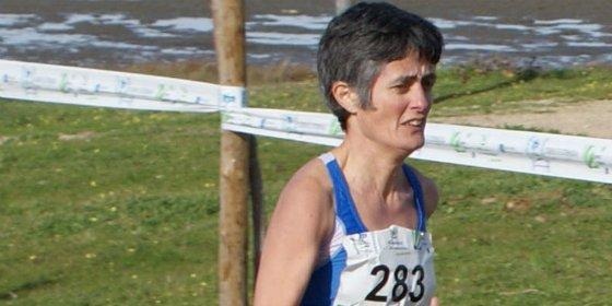 Valentina Durán, del CAPEX, tercera en el Campeonato de Extremadura de Maratón