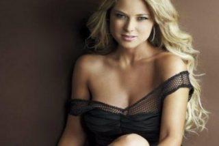 La supuesta novia de Cristiano llama la atención de los paparazzi en la playa