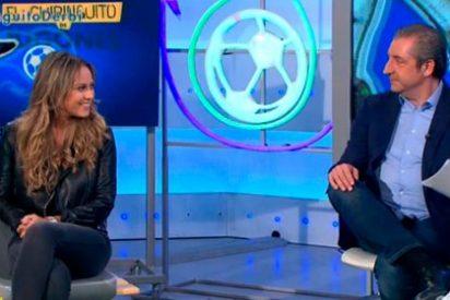 De venir a trabajar en el Chiringuito a ser la posible novia de Cristiano Ronaldo