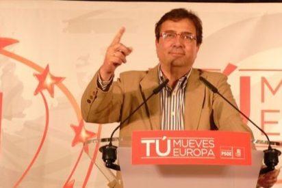 """Fernández Vara: """"Vamos a ganar las elecciones y el PP lo sabe"""""""