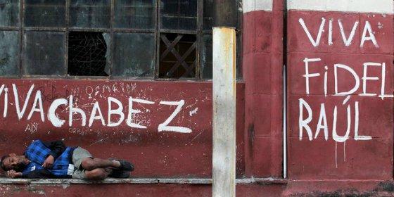 Venezuela es cada vez más pobre... está ya peor que antes de llegar Hugo Chávez