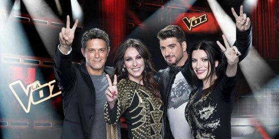 Vuelve 'La Voz' con dos nuevos fichajes: Laura Pausini y Alejandro Sanz