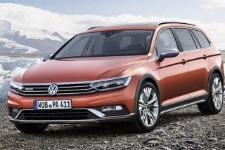 Volkswagen Passat Alltrack, caminos sin límite