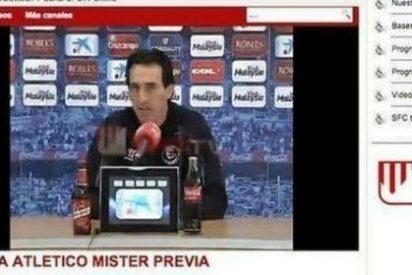 Insultan al Atlético en la web del Sevilla