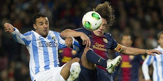 Jugará en el Málaga la próxima temporada