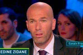 """Zidane: """"Por supuesto que aceptaría entrenar al Real Madrid"""""""