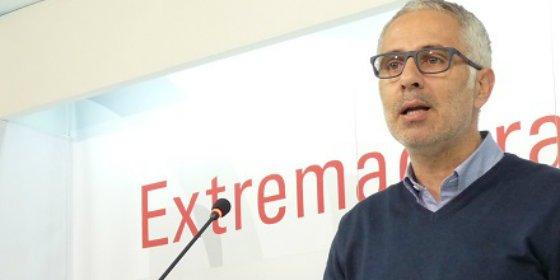 """Alcázar (PSOE): """"Apostamos por municipios fuertes con plena capacidad de decisión"""""""