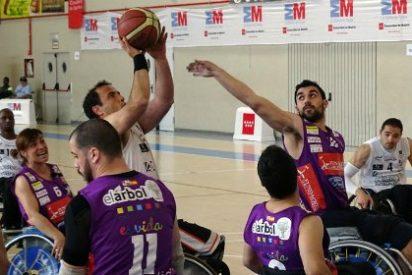 El Mideba Extremadura logra el tercer puesto en la Final Four de baloncesto en silla de ruedas