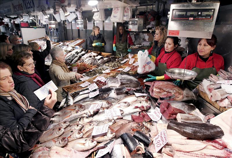 Los precios suben un 0,6% en Galicia en marzo