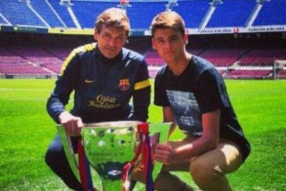 El hijo de Tito Vilanova homenajea a su padre un año después de su fallecimiento