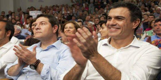 Pedro Sánchez y García-Page respaldan al candidato de Azuqueca imputado por estafa