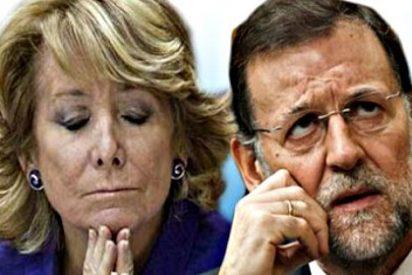 Albert Rivera a Esperanza Aguirre: Ciudadanos no entrará en el gobierno de Madrid si no gana las elecciones