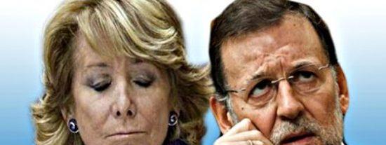 ABC y La Razón, asustados, llaman a la unidad del PP en torno a Rajoy