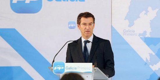 Alberto Núñez Feijóo defiende a Cospedal
