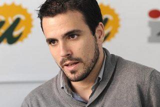 Empapelan a Alberto Garzón (IU) por acusar a la Guardia Civil de asesinar inmigrantes sin papeles