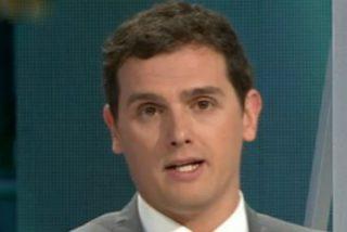 """Albert Rivera: """"No somos la marca blanca del PP o del PSOE"""""""