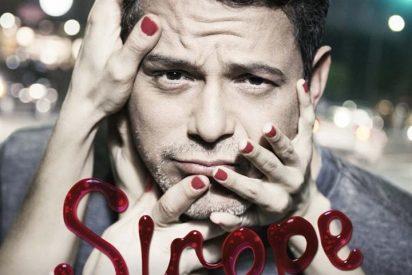Así es la portada de 'Sirope' el nuevo CD de Alejandro Sanz