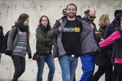 Los facinerosos condenados por el asedio al Parlamento catalán tienen diez días para entrar en prisión