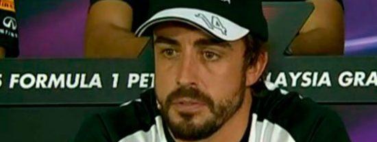 La FIA impidió que cerrara el fichaje de Fernando Alonso