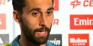 """Arbeloa resta importancia al gesto de enfado de Cristiano tras su gol: """"A mí no me ha molestado"""""""
