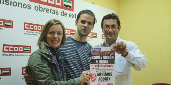 Podemos Extremadura apoya este sábado la movilización que se celebra en Mérida