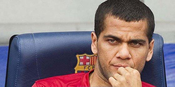 """La representante y ex mujer de Dani Alves deja claro el futuro del brasileño: """"El Barça no cuenta con él"""""""