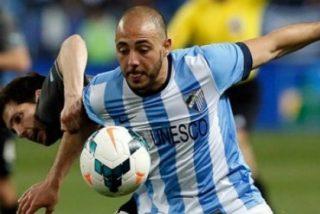 El Málaga intenta evitar un posible fichaje del Sevilla pagando menos de 3,5 millones
