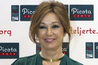 """Ana Rosa Quintana: """"Soy afortunada por haber podido hacer en la vida lo que me gusta"""""""