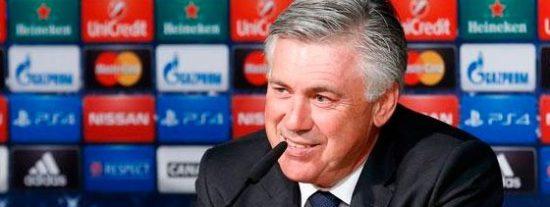 """Ancelotti comenta su estrategia: """"Pensé que me mataban con lo de Ramos pero sigo vivo"""""""