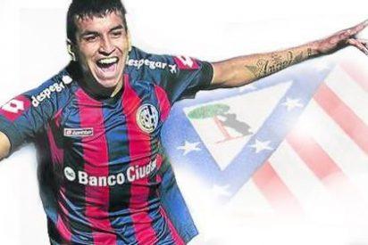 Termina para él la temporada con el Atlético de Madrid