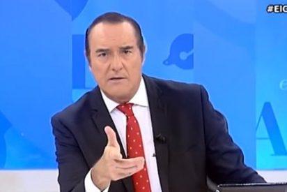"""Antonio Jiménez le mete un buen repaso al chavista de Maduro: """"Es un friki y un poligonero"""""""