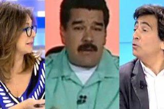 Ana Rosa y Arcadi Espada lapidan a Maduro: