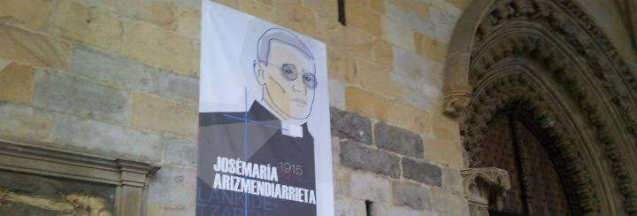 """El lehendakari destaca """"el legado y los valores"""" que representaba el padre Arizmendiarreta"""