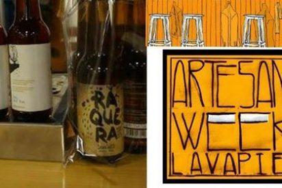 Lavapiés acoge la semana de la cerveza con la edición 'Artesan Week'
