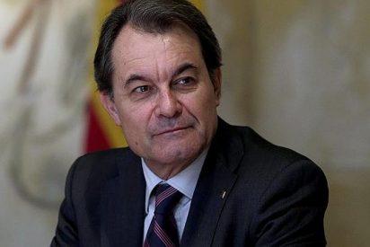 """Artur Mas : """"Si se pierde la esperanza en el proyecto secesionista de Cataluña estaríamos muertos"""""""