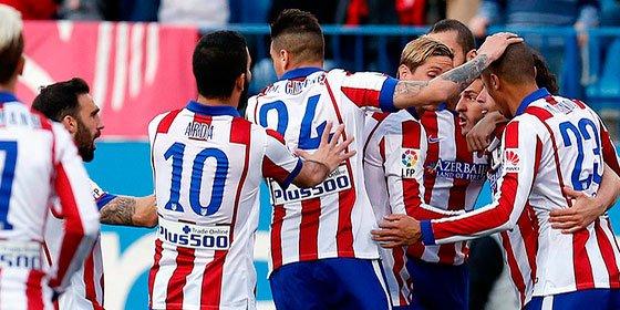 El Atlético de Madrid sentencia a la Real Sociedad en tan solo diez minutos (2-0)