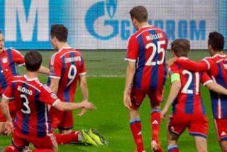El Bayern recibirá 900 millones de euros